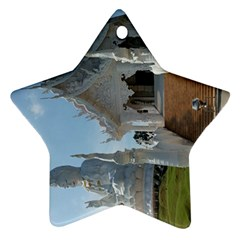 20180115 125817 Hdr Star Ornament (two Sides)