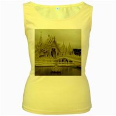 20180111 124849 Women s Yellow Tank Top