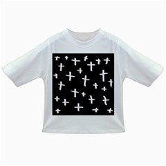 White Cross Infant/toddler T Shirts