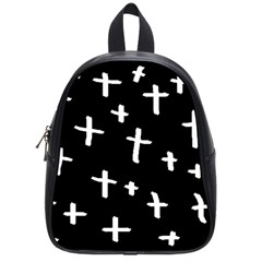 White Cross School Bag (small)