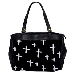 White Cross Office Handbags
