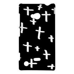 White Cross Nokia Lumia 720