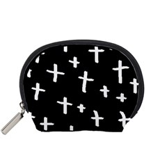 White Cross Accessory Pouches (small)