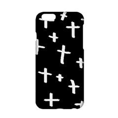 White Cross Apple Iphone 6/6s Hardshell Case