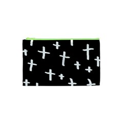 White Cross Cosmetic Bag (xs)