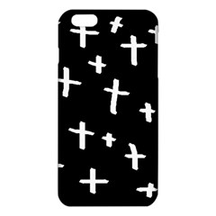 White Cross Iphone 6 Plus/6s Plus Tpu Case