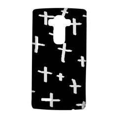 White Cross Lg G4 Hardshell Case