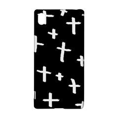 White Cross Sony Xperia Z3+