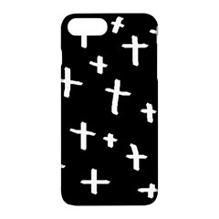 White Cross Apple Iphone 7 Plus Hardshell Case