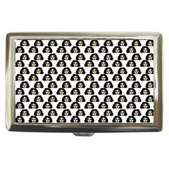 Angry Girl Pattern Cigarette Money Cases