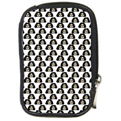 Angry Girl Pattern Compact Camera Cases