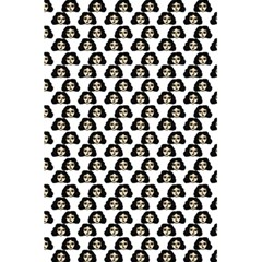 Angry Girl Pattern 5 5  X 8 5  Notebooks