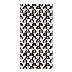 Angry Girl Pattern Shower Curtain 36  X 72  (stall)