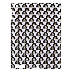 Angry Girl Pattern Apple Ipad 3/4 Hardshell Case