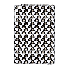 Angry Girl Pattern Apple Ipad Mini Hardshell Case (compatible With Smart Cover)