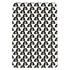 Angry Girl Pattern Flap Covers (s)