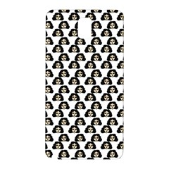 Angry Girl Pattern Samsung Galaxy Note 3 N9005 Hardshell Back Case