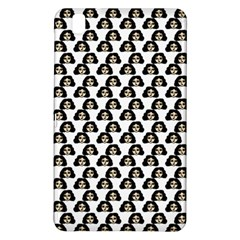 Angry Girl Pattern Samsung Galaxy Tab Pro 8 4 Hardshell Case