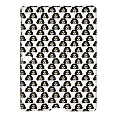 Angry Girl Pattern Samsung Galaxy Tab S (10 5 ) Hardshell Case