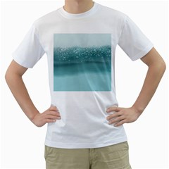 Waterworks Men s T Shirt (white) (two Sided)
