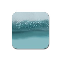 Waterworks Rubber Square Coaster (4 Pack)