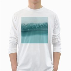 Waterworks White Long Sleeve T Shirts