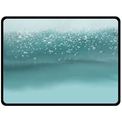 Waterworks Double Sided Fleece Blanket (large)