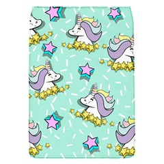 Magical Happy Unicorn And Stars Flap Covers (s)