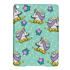 Magical Happy Unicorn And Stars Ipad Air 2 Hardshell Cases