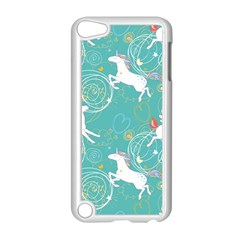 Magical Flying Unicorn Pattern Apple Ipod Touch 5 Case (white)