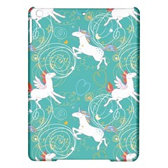Magical Flying Unicorn Pattern Ipad Air Hardshell Cases