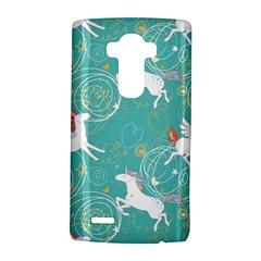 Magical Flying Unicorn Pattern Lg G4 Hardshell Case