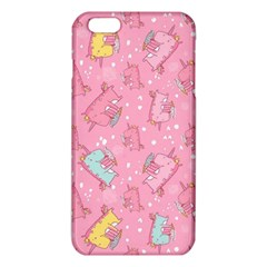 Unicorns Eating Ice Cream Pattern Iphone 6 Plus/6s Plus Tpu Case