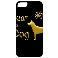 Year Of The Dog   Chinese New Year Apple Iphone 5 Classic Hardshell Case