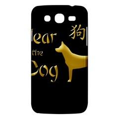 Year Of The Dog   Chinese New Year Samsung Galaxy Mega 5 8 I9152 Hardshell Case