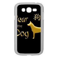 Year Of The Dog   Chinese New Year Samsung Galaxy Grand Duos I9082 Case (white)