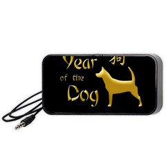 Year Of The Dog   Chinese New Year Portable Speaker