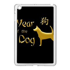 Year Of The Dog   Chinese New Year Apple Ipad Mini Case (white)