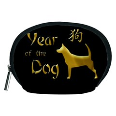 Year Of The Dog   Chinese New Year Accessory Pouches (medium)