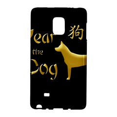 Year Of The Dog   Chinese New Year Galaxy Note Edge