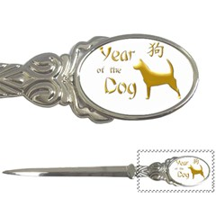 Year Of The Dog   Chinese New Year Letter Openers