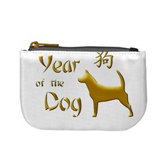 Year Of The Dog   Chinese New Year Mini Coin Purses
