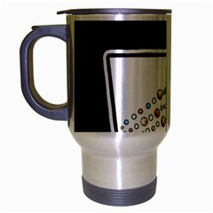 Elvis   Like Travel Mug (silver Gray)