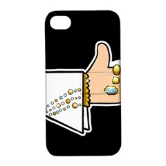 Elvis   Like Apple Iphone 4/4s Hardshell Case With Stand