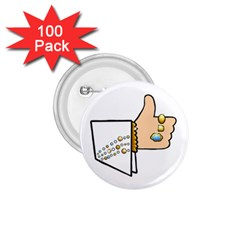 Elvis   Like 1 75  Buttons (100 Pack)