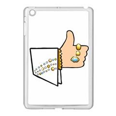 Elvis   Like Apple Ipad Mini Case (white)