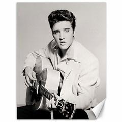 Elvis Presley Canvas 36  X 48