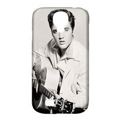 Elvis Presley Samsung Galaxy S4 Classic Hardshell Case (pc+silicone)