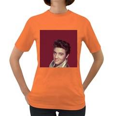 Elvis Presley Women s Dark T Shirt