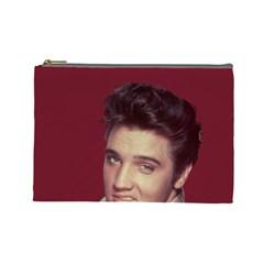 Elvis Presley Cosmetic Bag (large)